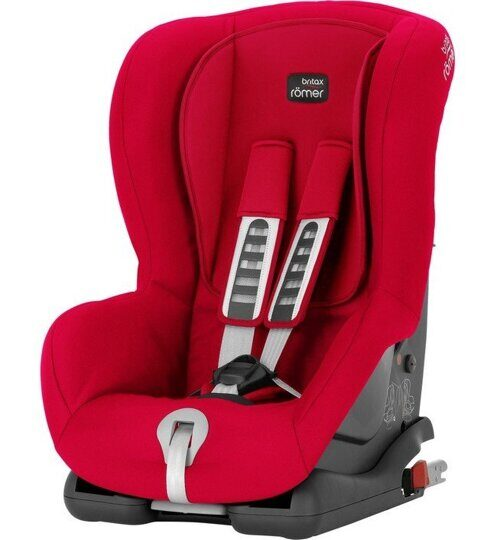 Детское автокресло Britax Roemer Duo Plus Fire Red